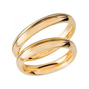 Schalins Förlovningsring Sign Of Love SR1047 18K Guld  - TeBoon.se