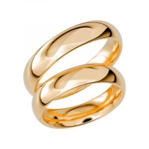 Schalins Förlovningsring Sign Of Love SR1048 18K Guld  - TeBoon.se
