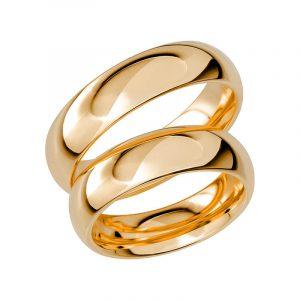 Schalins Förlovningsring Sign Of Love SR1049 18K Guld  - TeBoon.se