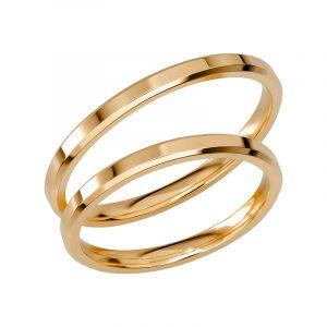 Schalins Förlovningsring Sign Of Love SR1050 18K Guld  - TeBoon.se