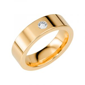 Schalins Vigselring Sign Of Love SR2042 18K Guld 0