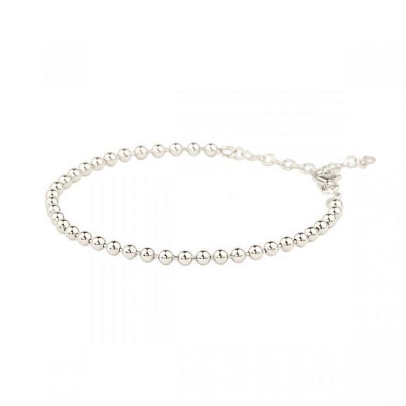Globe Bracelet Silver från Emma Israelsson, fri frakt på TeBoon.se