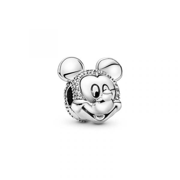 Disney Musse Pigg Pavé Klämstopp från PANDORA