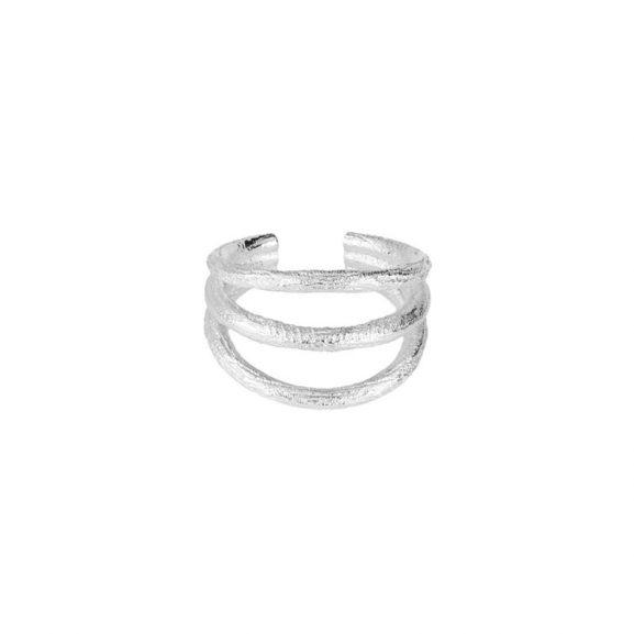 Triple Branch Ring Silver från Emma Israelsson