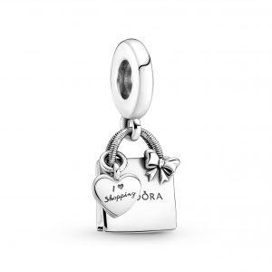 Pandoras Shoppingbag Hängberlock från PANDORA